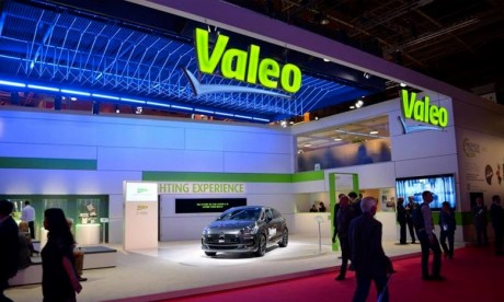 Valeo son noveau site industriel à Tanger Automotive City
