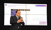 Sami Landoulsi, directeur marketing entreprises et de la BU Cloud et Cyberdéfense d'Inwi. Ph:  Seddik