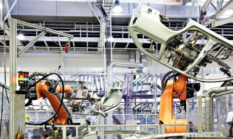 Ciel dégagé pour l'activité industrielle