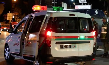 Arrestation de deux filles à Tanger