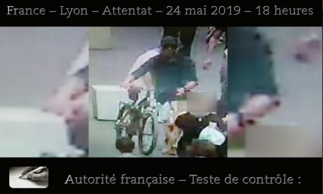 Explosion à Lyon: la police diffuse un appel à témoins