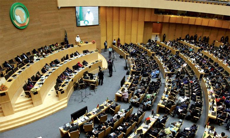 Les enjeux de la participation des afro-députés marocains