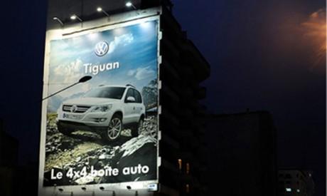 Volkswagen Maroc redonne vie aux bâches publicitaires