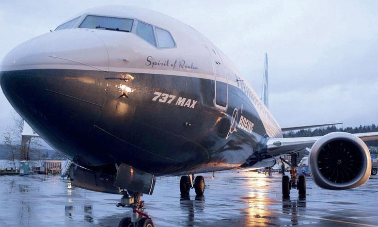 Toute la flotte des 737 MAX est immobilisée après un deuxième accident, le 10 mars, qui a fait 157 morts.           Ph. DR