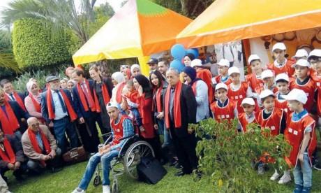 Une rencontre de sensibilisation  à l'hémophilie à Rabat