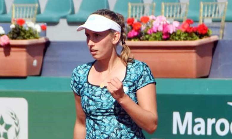 Elise Mertens entame la défense  de son titre par une victoire à Rabat