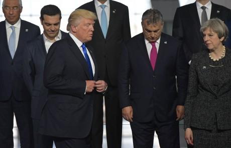 Le Hongrois Viktor Orban compte parmi les rares admirateurs revendiqués de Trump au sein de l'Union européenne. Ph. AFP