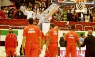 L'Association sportive de Salé avait validé son billet pour la finale en écartant la Jeunesse Kairouan tunisienne (81-73). Ph : DR