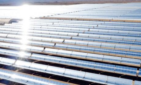 La construction de la centrale confiée à l'espagnol TSK