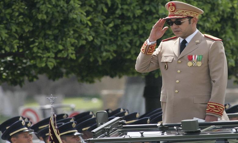 S.M. le Roi adresse un ordre du jour aux Forces Armées Royales