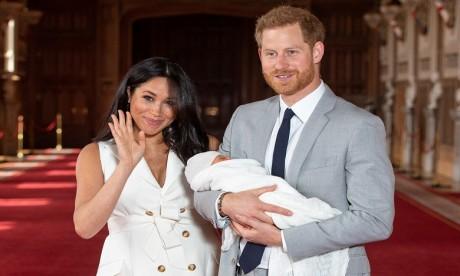 """Le prénom du """" Royal baby"""" dévoilé"""