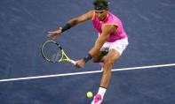 Grâce à sa victoire au tournoi de Rome, Rafael Nadal a pris ses distances avec Roger Federer au nouveau classement ATP.  Ph. AFP