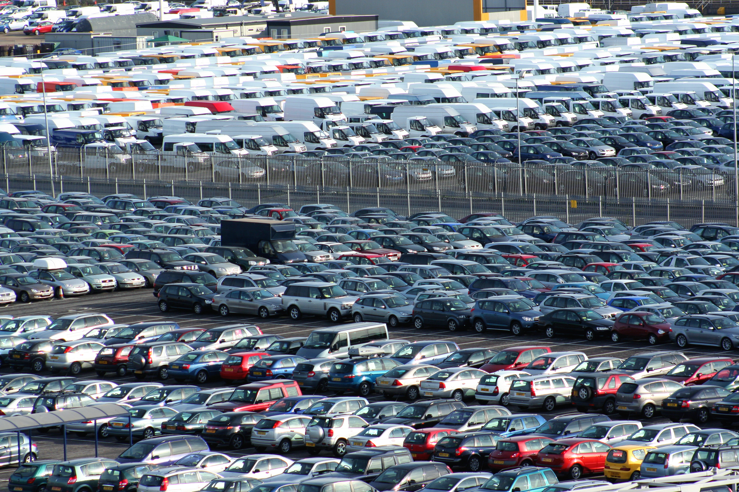 Marché automobile : Chute des ventes de 45%