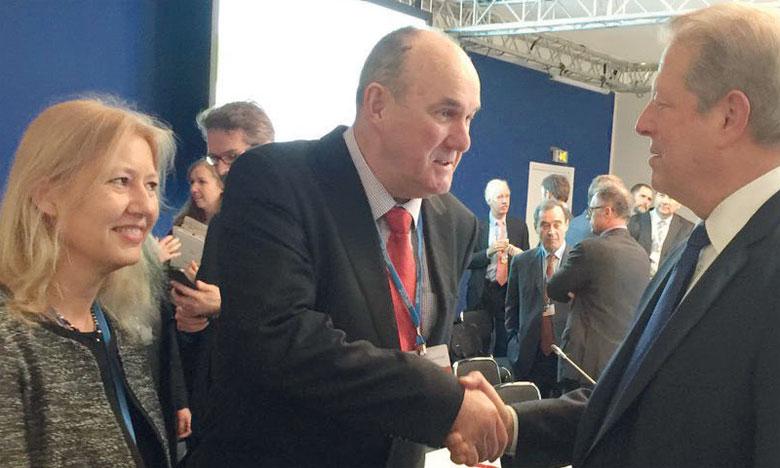 Les investisseurs institutionnels sur le changement climatique s'alignent sur l'Accord de Paris