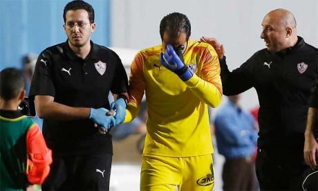 Le Zamalek perd ses deux gardiens avant d'affronter la RSB