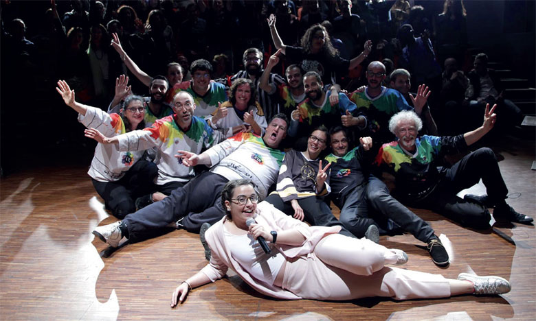 La Compagnie d'improvisation Rbatia est née en 2016 de la volonté commune d'un groupe de férus d'improvisation théâtrale.