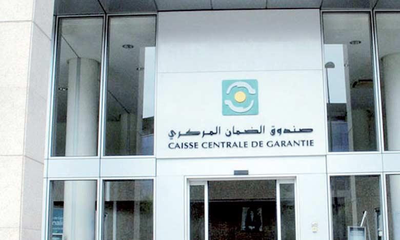 Garantie : les engagements de la CCG s'élèvent à 4,1 milliards de DH à fin mars