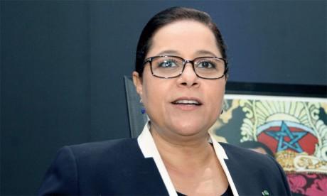 Meriem Bensalah au comité stratégique de Suez