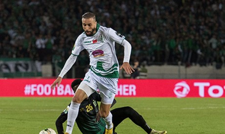 Zakaria Hadraf confirme son départ  pour le club saoudien de Damac