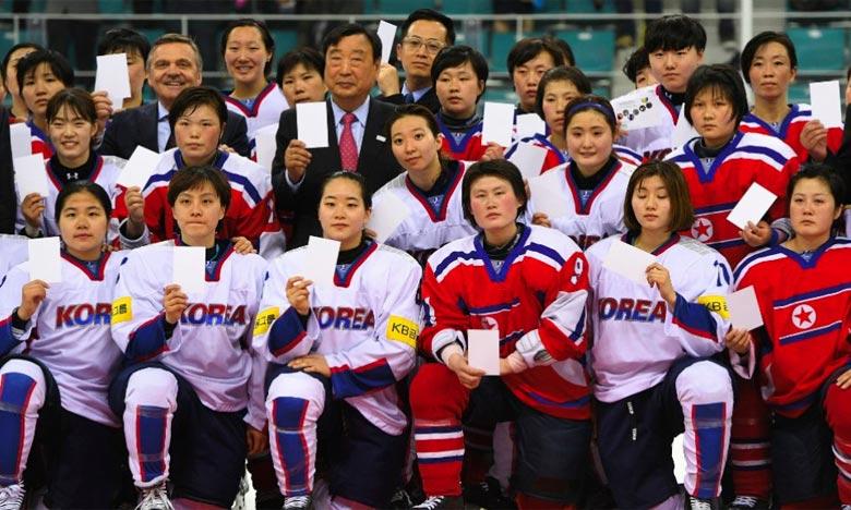 JO-2020: pas d'équipe de hockey sur gazon féminine commune aux Corées