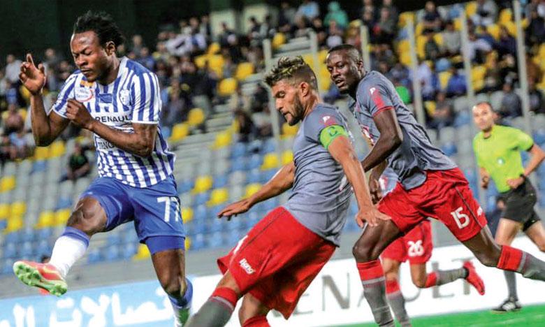 L'OC Safi bat l'IR Tanger et prend une option pour une qualification  en Coupe de la CAF