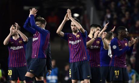 Messi porte Barcelone contre Liverpool en demi-finale aller