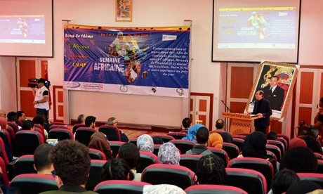 Oujda : Et de 6 pour la Semaine culturelle africaine