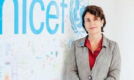 L'Unicef salue les efforts du Maroc  en matière de protection de l'enfance