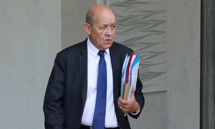 La France estime que l'Iran a mal réagi en menaçant de s'affranchir d'engagements pris en 2015
