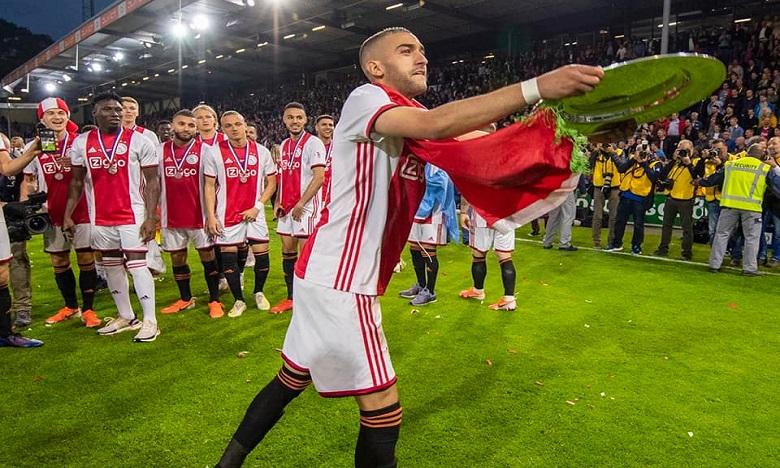 L'Ajax offre un bon de sortie à Hakim Ziyech