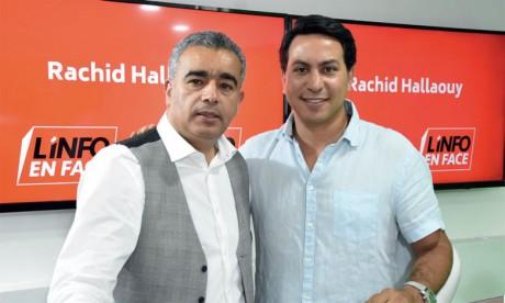 Hicham Hajji : «Redemption Day»  sera diffusé dans 120 pays