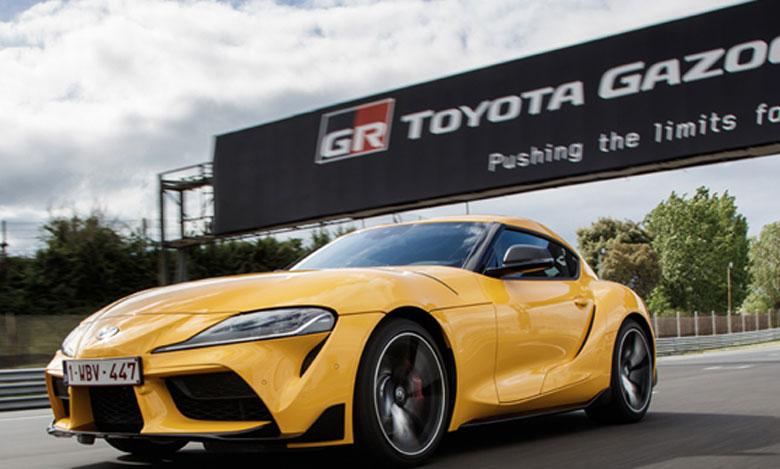 Toutes les Toyota GR Supra seront construites à Graz (Autriche), et les premiers exemplaires seront livrés à partir de l'été 2019.