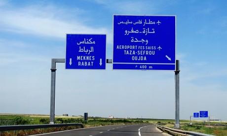 Autoroutes: 21 ponts équipés de clôtures et de caméras de surveillance