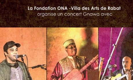 Concert de Mokhtar Gania  et Africa Experience