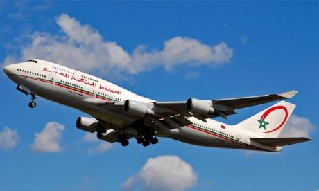 RAM annonce des perturbations des vols Maroc- France