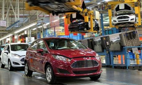 Ford va supprimer 7.000 emplois dans le monde