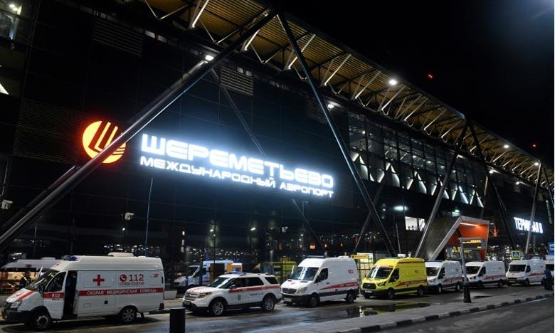 Atterissage d'urgence à Moscou : plusieurs thèses sont avancées