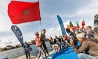 Le Marocain Amine Bouizgaren élu meilleur SUP-surfeur de l'année