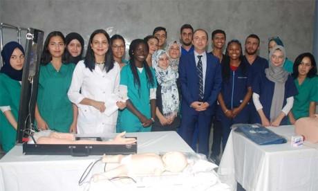 La qualité de l'enseignement  et de la formation des infirmiers, l'une des priorités du «Plan Santé 2025»
