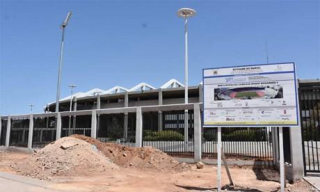 Le Wydad-l'Espérance officiellement au complexe Mohammed V