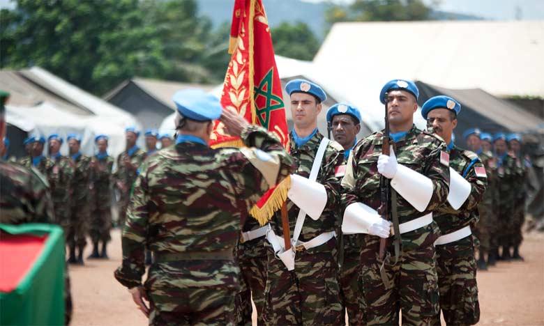 Le 63e anniversaire de la création des Forces Armées Royales, une fierté nationale au service du continent