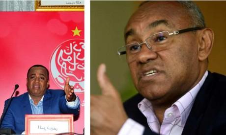 Quand le Wydad dénonce «l'Impartialité» de l'arbitre Égyptien