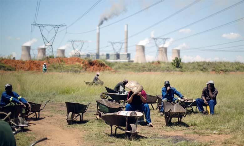 L'Afrique émet seulement 4% des gaz à effet de serre, mais reste le continent le plus exposé  aux impacts du dérèglement climatique.  Ph. DR
