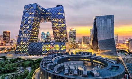 JO d'hiver 2022: le compte à rebours officiel lancé à Pékin
