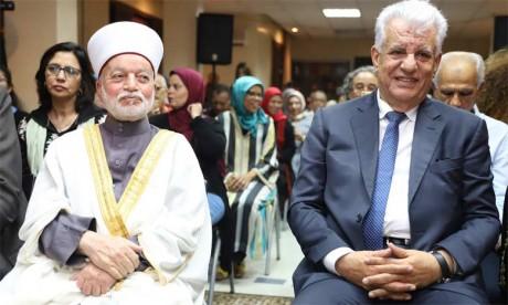 Le Mufti d'Al Qods et de la Palestine, Cheikh Mohamed Hussein, salue les positions constantes du Maroc, Roi, gouvernement et peuple, en faveur de la cause palestinienne