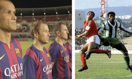 Le FC Barcelone affronte le Chabab de Mohammedia avec une armada de joueurs emblématiques