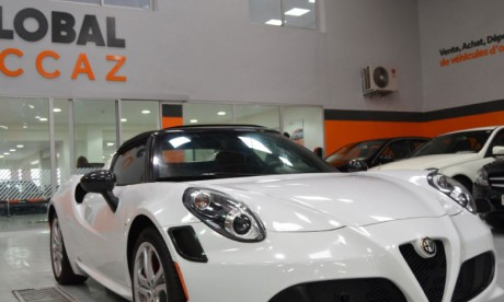 Global Occaz inaugure son nouveau showroom