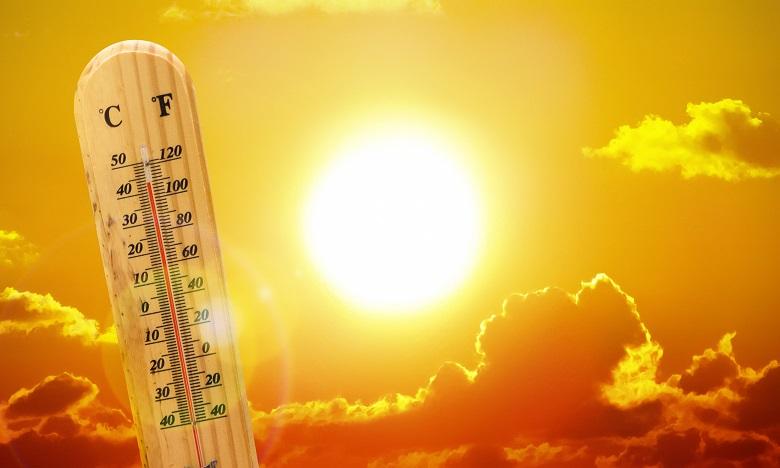 Entre 34 et 45 degrés attendus dans plusieurs régions du Royaume