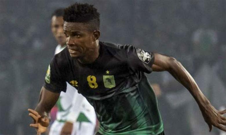 Le Raja tout proche de conclure  le recrutement de Fabrice Ngoma