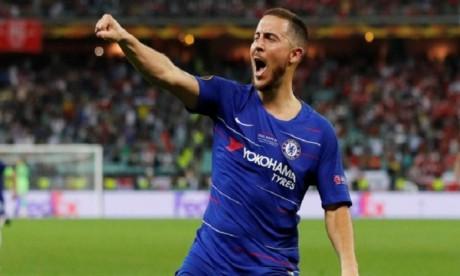 Eden Hazard sera présenté lundi comme nouveau joueur du Real Madrid